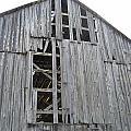 Barn Side by IMH Photog