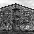 Barn Sienna by Hugh Smith