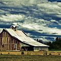 Barn by Steve McKinzie