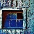 Barn Window 1 by Daniel Thompson