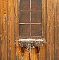 Barn Window 3348 by Guy Whiteley