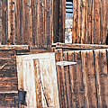 Barn Wood by Cathy Anderson