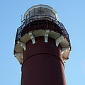 Barnegat Light - Lighthouse Top by Christiane Schulze Art And Photography