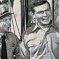 Barney Fife And Andy Taylor by Paulette B Wright