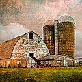 Barns In The Country by Debra and Dave Vanderlaan
