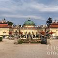 Baroque Landmark - Buchlovice Castle by Michal Boubin