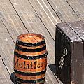 Barrel by Henrik Lehnerer