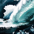 Barreling Storm by Kayleigh Semeniuk