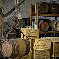 Barrels by James Barber