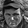 Barry Sadler The Green Berets Homage 1968 Tucson Arizona 1971-2008 by David Lee Guss
