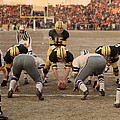 Bart Starr Goal Line by Retro Images Archive