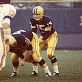 Bart Starr Vs. Vikings by Retro Images Archive