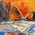 Bartlett Pears by Kendall Kessler