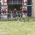 Bartok Park In The Center Of Arnhem by Ronald Jansen
