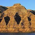 Basalt Group Layers by Ed  Cooper Photography