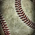 Baseball - A Retired Ball by Paul Ward