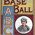 Baseball Abc by McLoughlin Bros