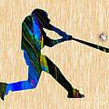 Baseball Art by Marvin Blaine