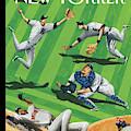 Baseball Ballet by Mark Ulriksen