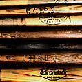 Baseball Bats by Bill Cannon