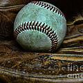 Baseball Broken In by Paul Ward