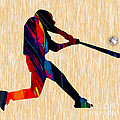 Baseball by Marvin Blaine
