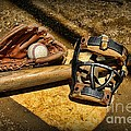 Baseball Play Ball by Paul Ward