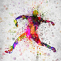 Baseball Player - Pitcher by Aged Pixel