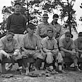 Baseball Team, 1938 by Granger