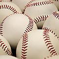 Baseballs II by Ricky Barnard