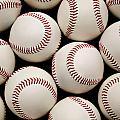 Baseballs by Ricky Barnard