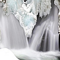 Bash Bish Falls by Viola Jasko