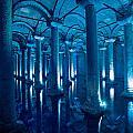 Basilica Cistern - Istanbul - Turkey by Luciano Mortula
