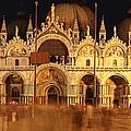 Basilica Di San Marco by George Buxbaum