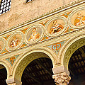 Basilica Di Sant' Apollinare Nuovo - Ravenna Italy by Jon Berghoff