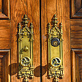 Basilica Door Knobs by Angelina Vick