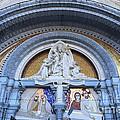 Basilica Of Our Lady Of Lourdes by Carol Groenen
