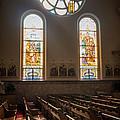 Basilica Of Saint Stanislaus Kostka Interior by Kari Yearous