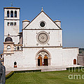 Basilica Of St. Francis Of Assisi by Bob Phillips