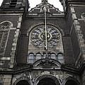 Basilica Of St Nicholas II Amsterdam by Teresa Mucha