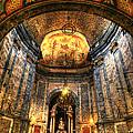 Basilica Parroquial by Isaac Silman