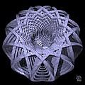 Basket Of Hyperbolae 01 by David Voutsinas