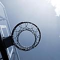 Basketball Hoop by Samir Hanusa
