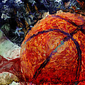 Basketball Usa by David G Paul