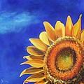 Basking In The Sun by Donna Tuten