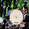 Bass Drums On Parade by Susan Savad