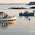 Bass Harbor by Louise Heusinkveld