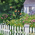 Bass River Cottage by Karol Wyckoff