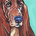 Basset II by Greg and Linda Halom