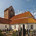 Bastad Church by Antony McAulay